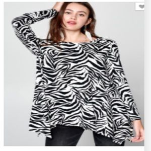 Zebra 🦓 Shirt - Brand New